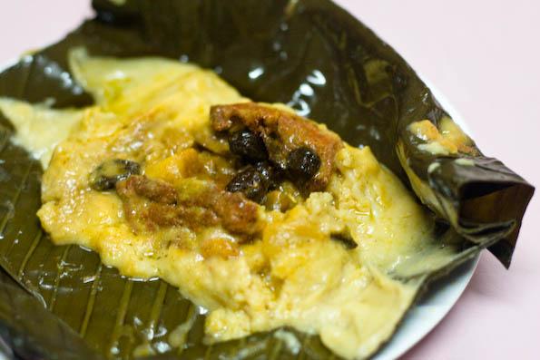 Nicaragua's take on tamales