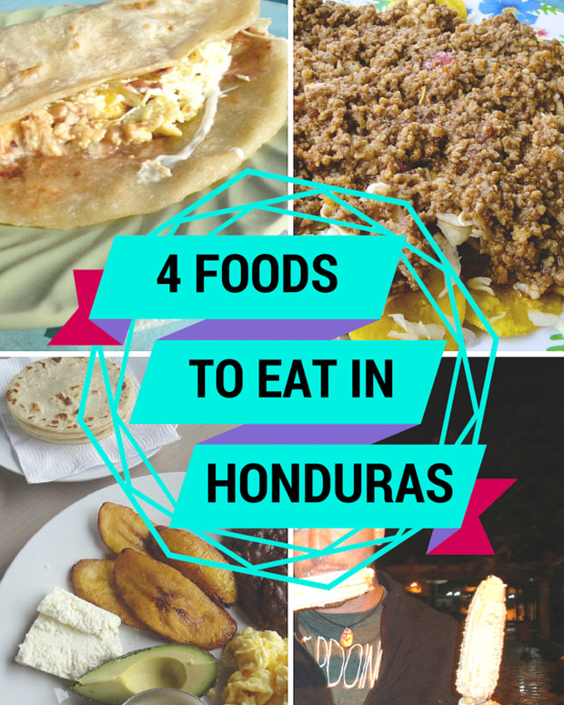 Honduras Traditional Food You Can't Miss