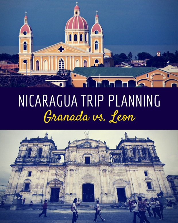 best cities to visit in Nicaragua