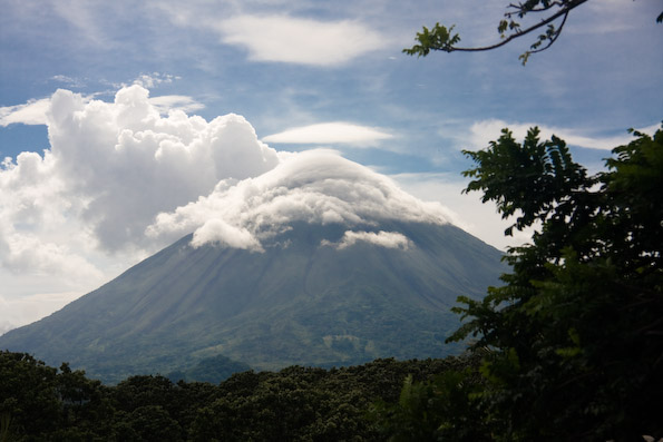 Too Lazy for Ometepe