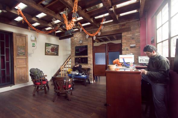 Casa Bella Vista Hostel