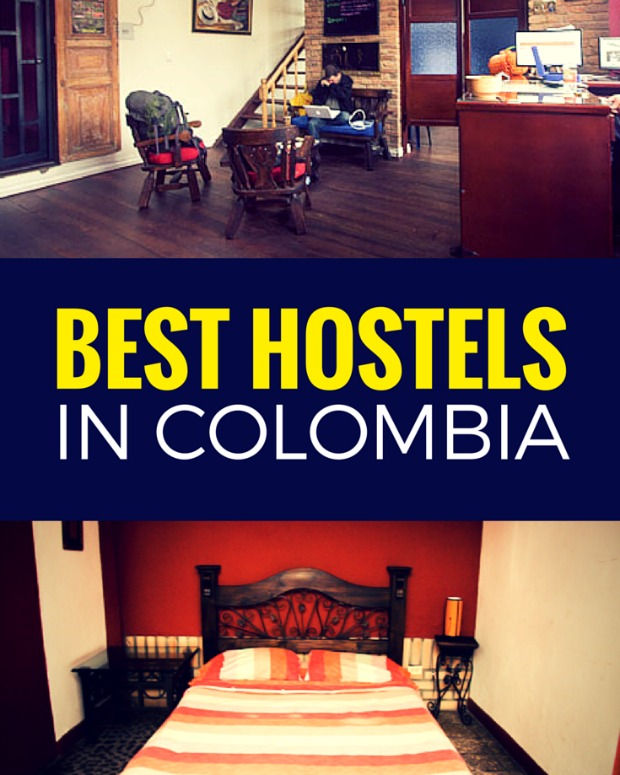 Don't miss out on the three best hostels in Colombia. An unbiased guide by someone who has spent more time in hostels in South America than anyone ever should.