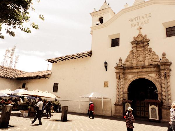 Carmen de la Asuncion, Cuenca