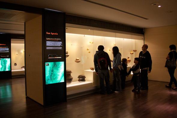 Museo del Oro Bogota