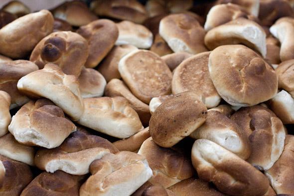 Ecuador bread