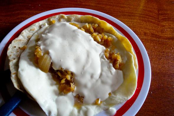 quesillo Nicaragua
