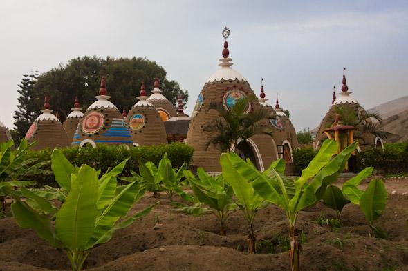 hare krishna eco village