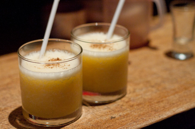 What I've learned from slinging pisco sours