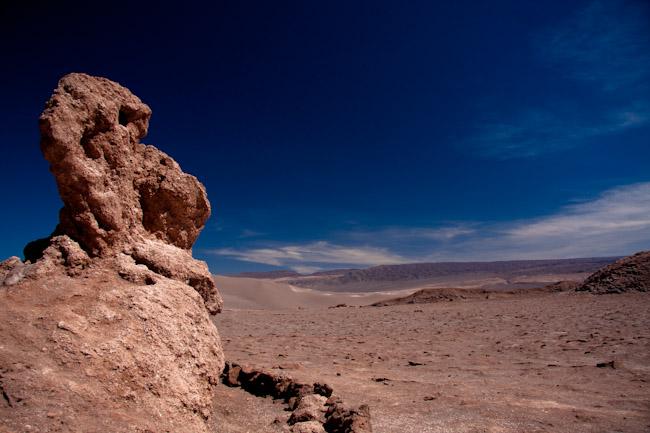 Valle de la Luna - Moon Valley