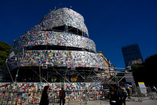 The Tower of Babel…in books