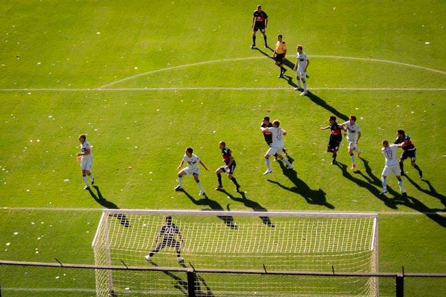 boca jr football game