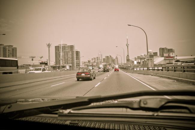 QEW Toronto