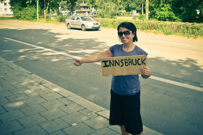 Hi, are you going to Innsbruck?