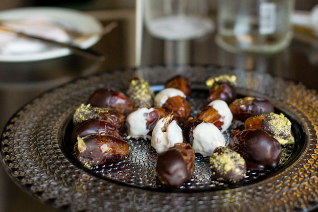 chocolate covered figs