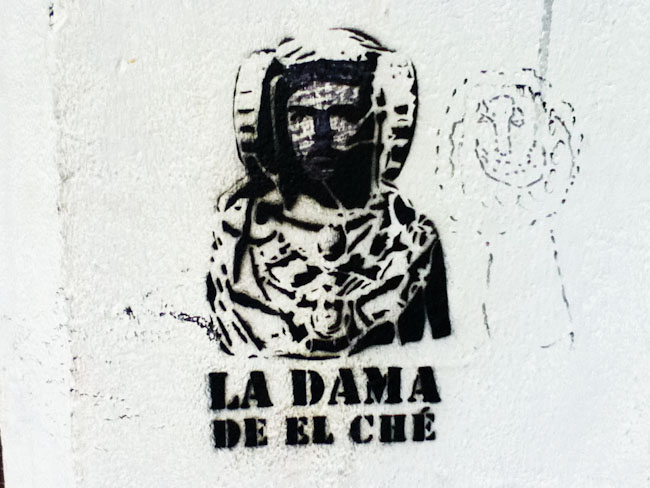 valencia graffiti