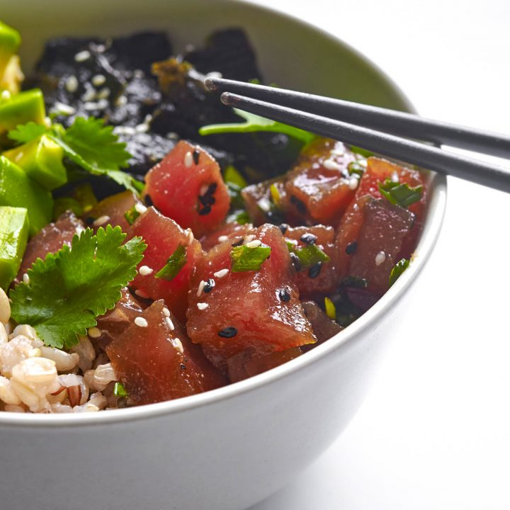 Authentic Hawaiian Poke Recipe