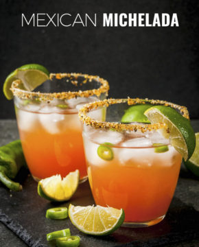 The Michelada is just one of the easy Cinco de Mayo recipes to make to celebrate the Mexican holiday