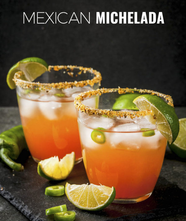 The Michaelada is just one of the easy Cinco de Mayo recipes to make to celebrate the Mexican holiday