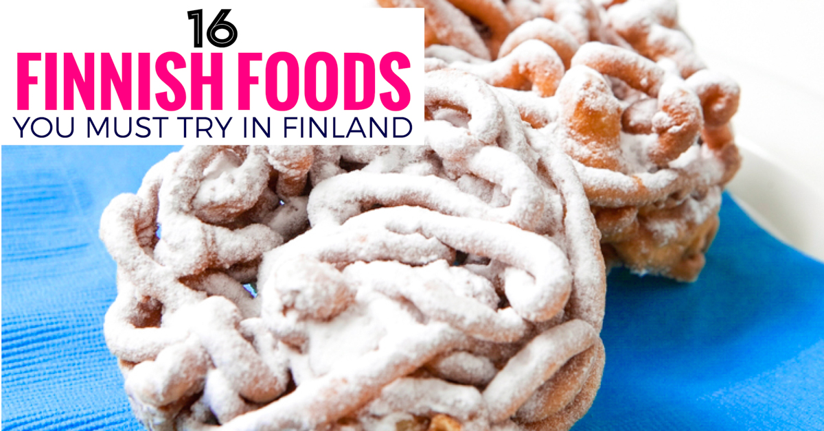 Food of Finland: 16 Finnish Foods You Must Try - Bacon is Magic