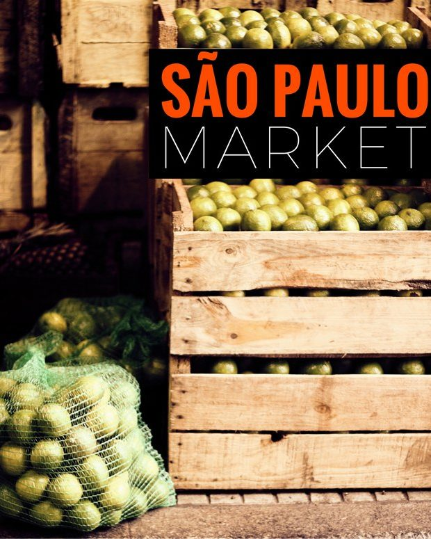 A Small Bite of Sao Paulo Market