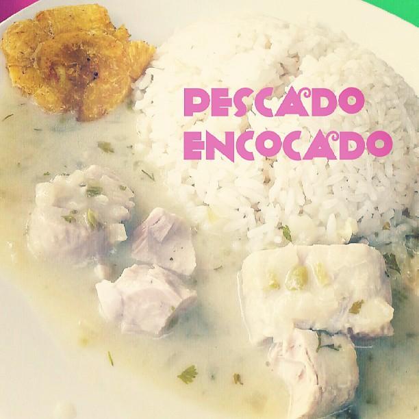 Pescado Encocado: The Captain's Coconut Milk Fish Stew