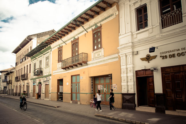 Cuenca Ecuador is without a doubt my favourite city in Ecuador. It has all the charm of the old part of Quito without all of the danger.