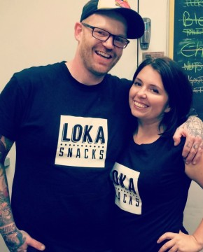 We're launching a Kickstarter campaign for a restaurant in Toronto. Find out what rad rewards you can get while helping us move from Loka Snacks to Loka the restaurant.
