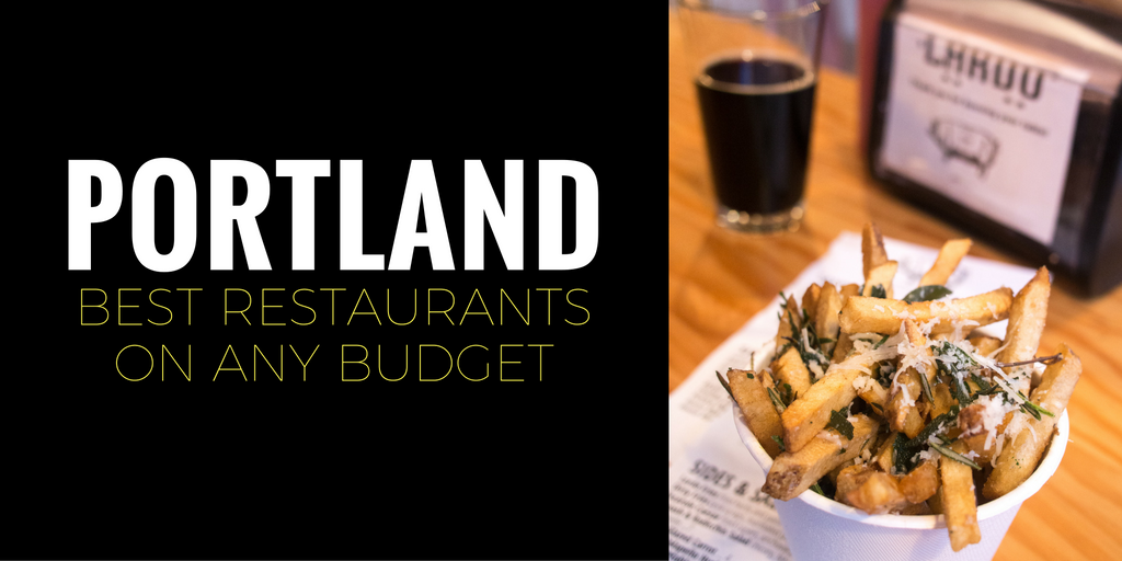 Short on time? Don't miss the best restaurants in Portland on any budget, along with a free PDF guide for iPads for your trip.