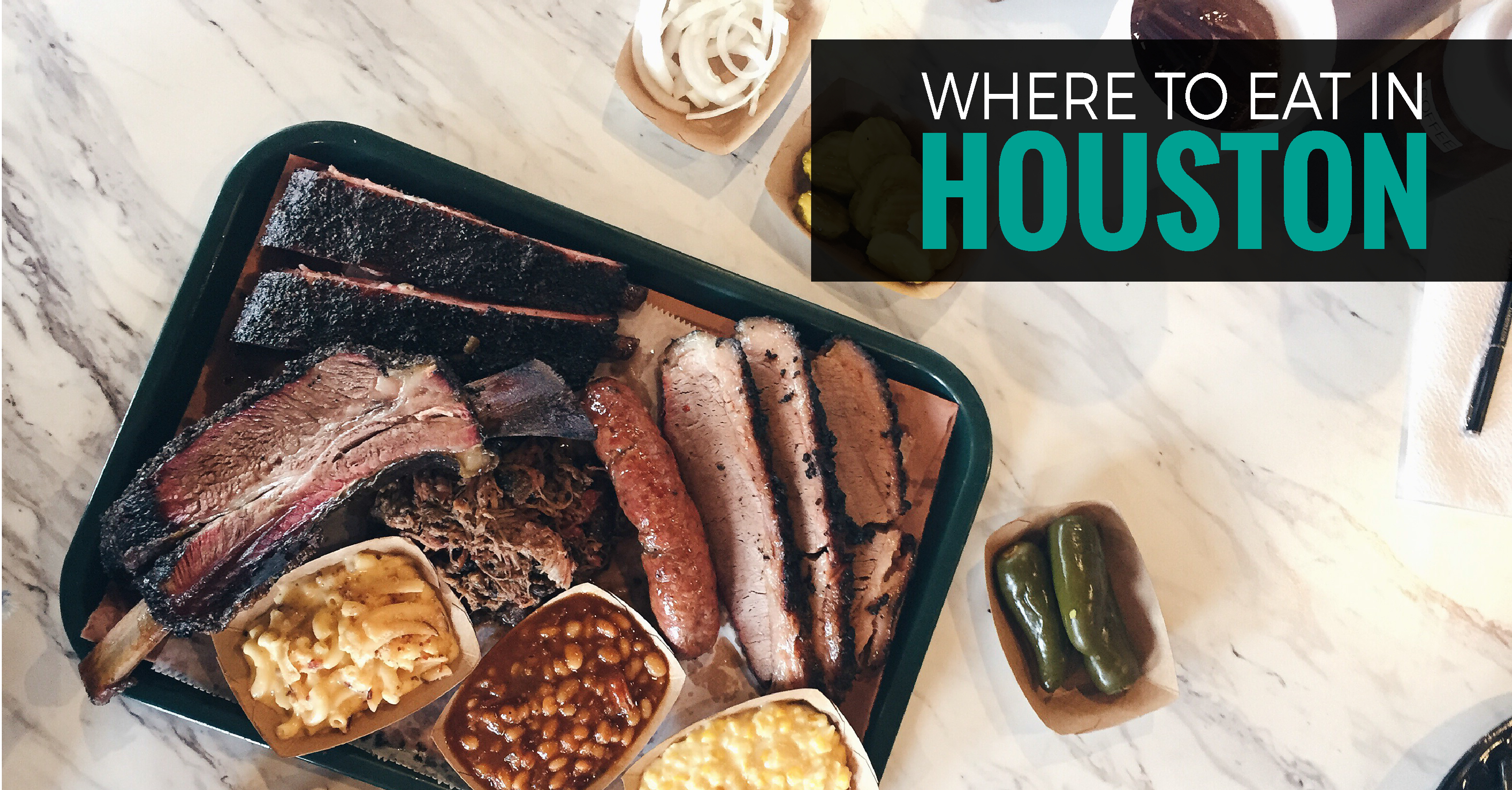 The 24 Hour Layover Best Restaurants In Houston