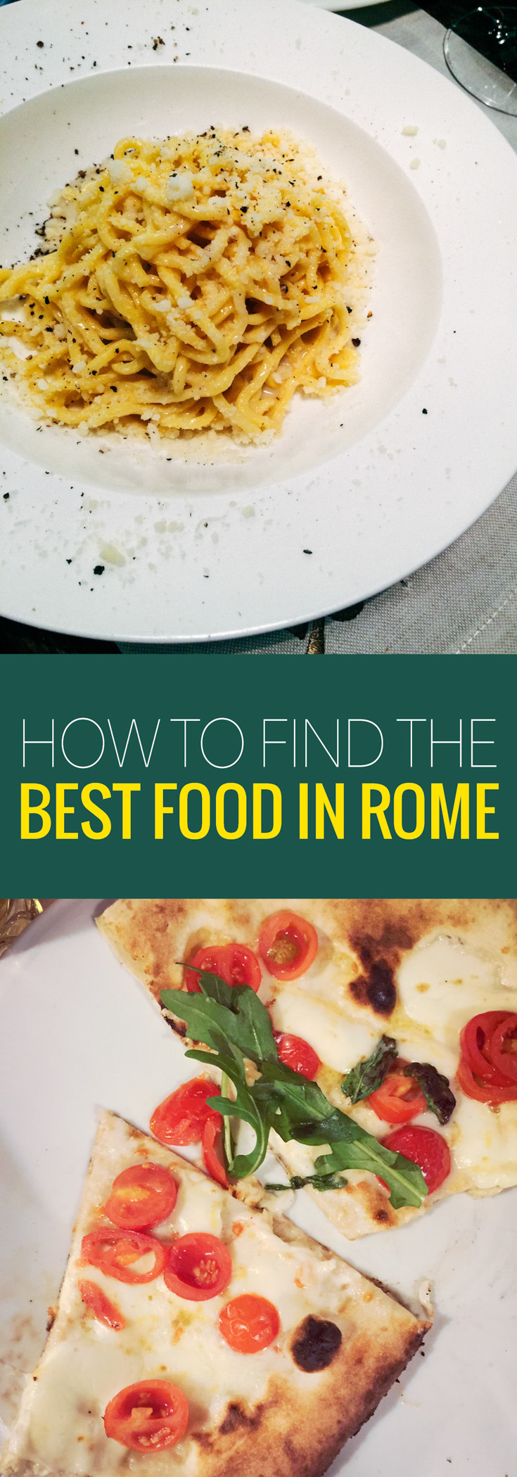 Learn where to find the best food in Rome with this Rome food tour by Walks of Italy. Highly recommended!