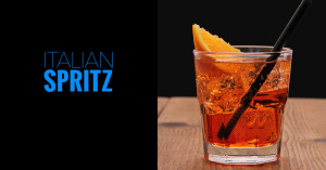 The most popular drink in Italy is the Spritz cocktail, find out why it's so popular and how to make one.