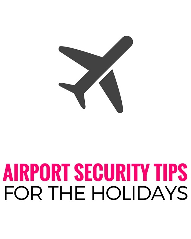 Winter Travel Tips to Get Through Security