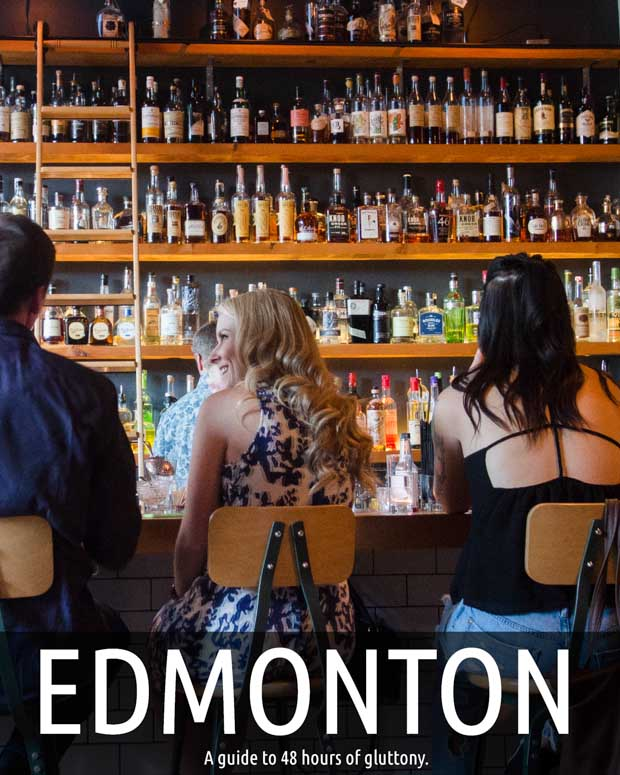 With a revitalized food scene don't count Edmonton out for some of the best food in Canada.Wondering where to find the best Edmonton restaurants, here's your 48 hour guide on any budget.