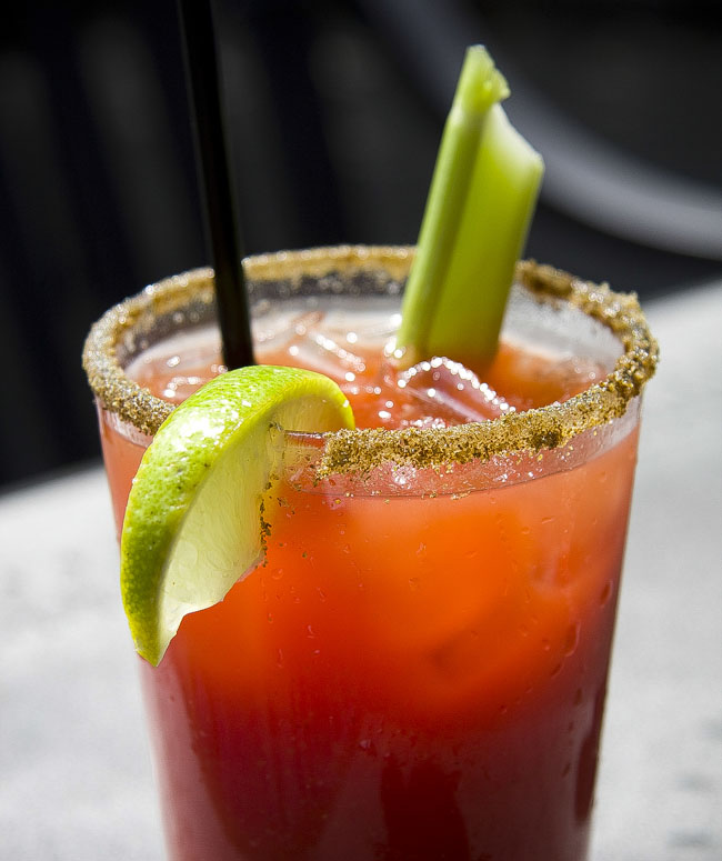 Here's an easy recipe for Canada's national cocktail - the Caesar drink is like the bloody mary but inspired by Italy.