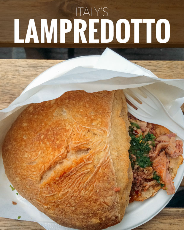 Lampredotto: Eat a Cow's Stomach in Florence