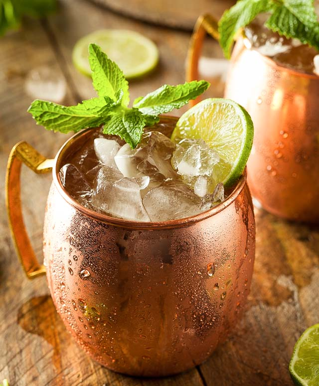 Moscow Mule: The Most Googled Cocktail - Bacon is Magic - The Best ...