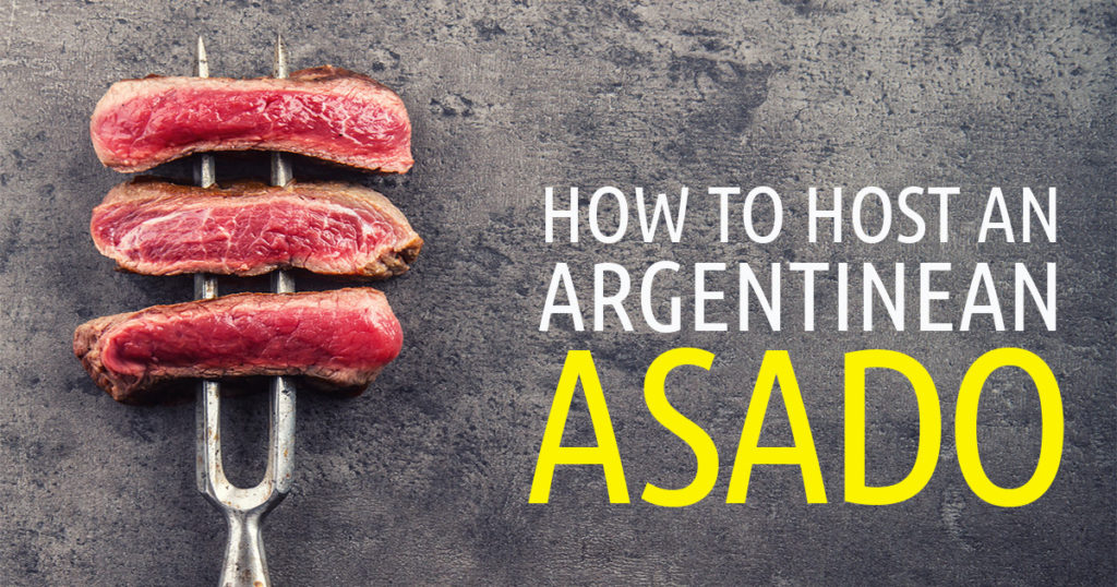 Forget burgers and hot dogs, no weekend is complete in Argentina without an Argentinean asado. It's easy to recreate it at home with this asado guide.