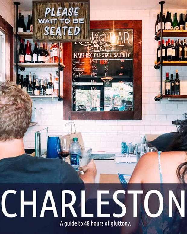 48 Hours of Gluttony: Best Downtown Charleston Restaurants