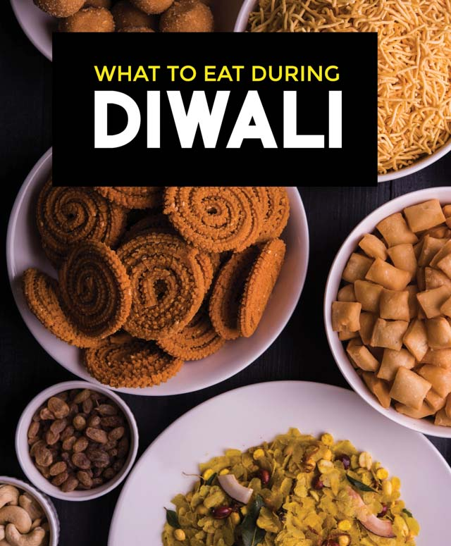 Diwali is one of the most beautiful festivals but it's also a time to eat! With so many options discover the Diwali festival foods you can't miss.