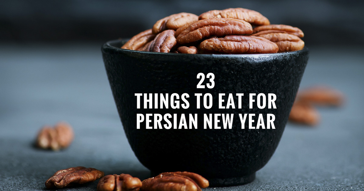 Celebrate Nowruz Like the Shahs of Sunset: Persian New Year Food