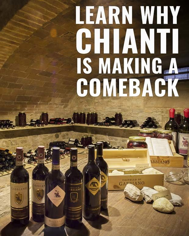 Why Chianti's Making a Cool Comeback