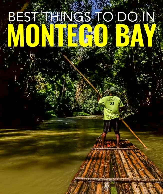 Discover the best things to do in Montego Bay. Get off the beach, out of the resort and discover Jamaica.