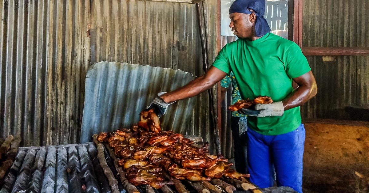 The ultimate guide for what to eat in Jamaica, our best picks for 27 Jamaican food dishes, 6 desserts and 12 drinks you won't want to leave the island without trying.