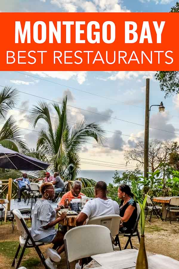 Locals pick where to eat in Montego Bay Jamaica, favourite locals spots for traditional Jamaican food.