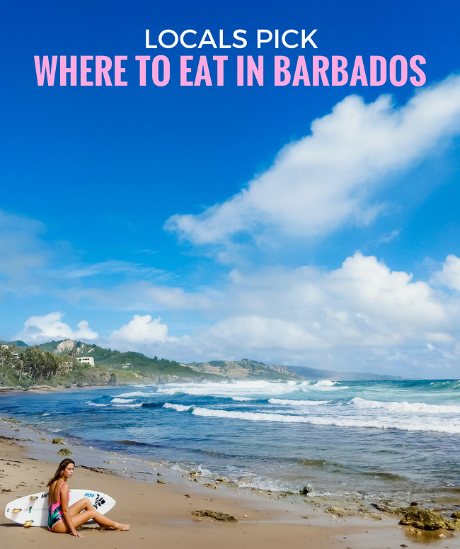 Best Barbados restaurants as chosen by locals, everything from cheap eats to fine dining.