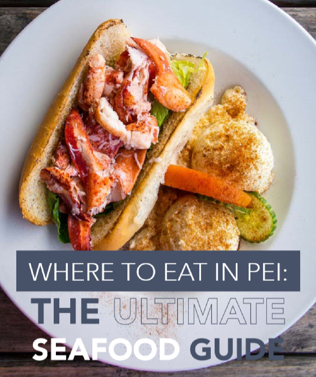 Locals pick the best PEI restaurants, including best restaurants in Charlottetown and lobster suppers in PEI.