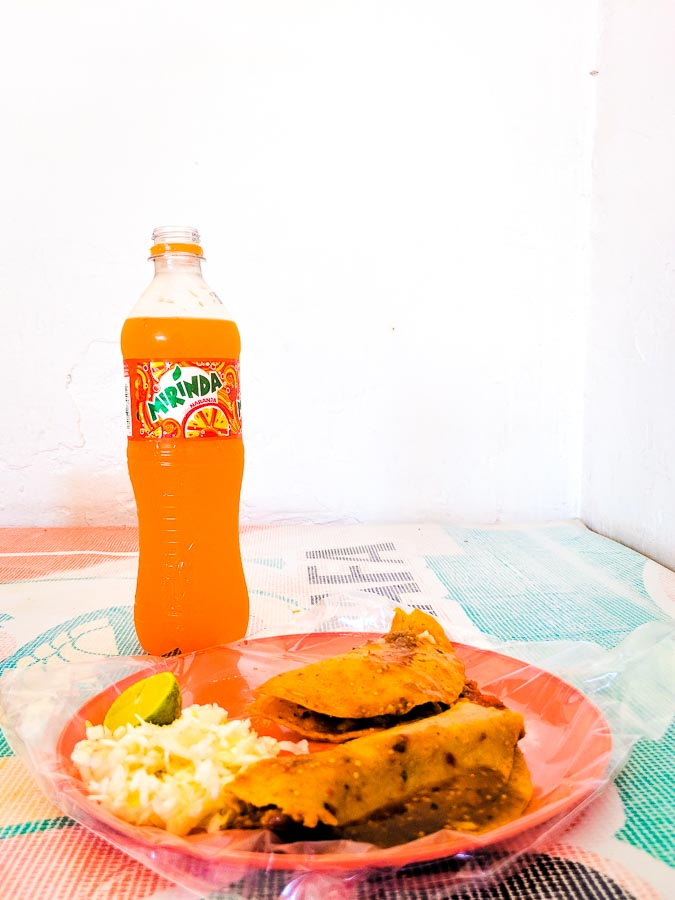 Tacos Tuxpenos are just one of the things to eat in Colima, discover the others.
