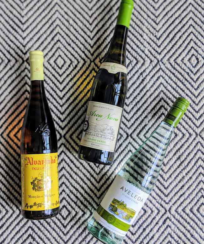 Vinho Verde wine from Portugal is the most underrated wine you'll ever try.