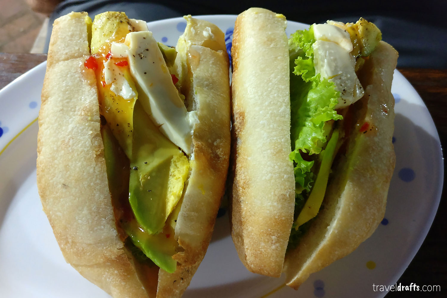Lao Sandwiches are one of the best sandwiches in the world.