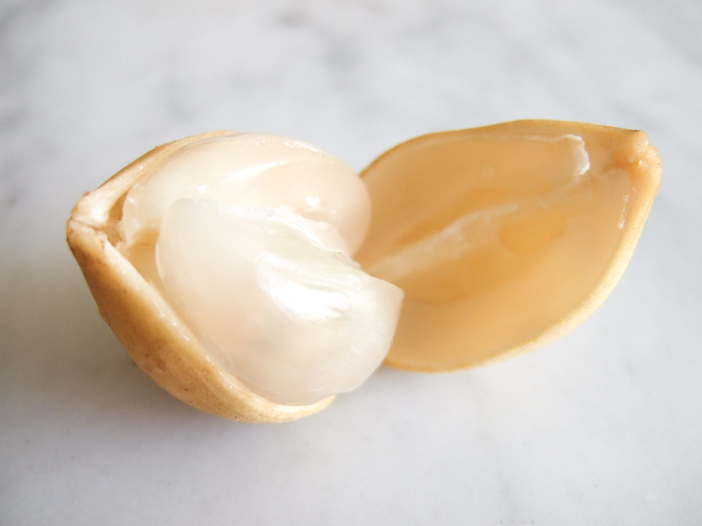 Langsat is one of the exotic fruits around the world, found originally in Malaysia but now common in South East Asia.